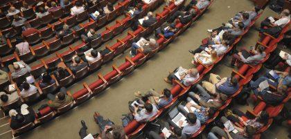 Organizacja konferencji, kongresów, zjazdów isympozjów naukowych